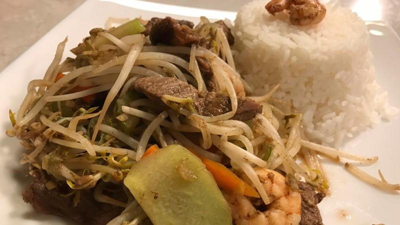 Cómo preparar chop suey