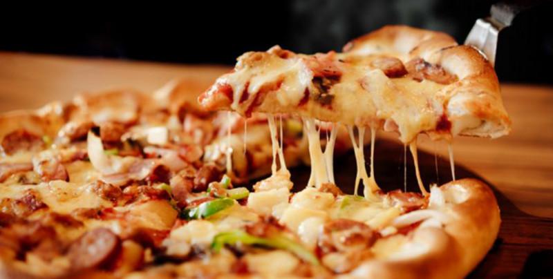 Como preparar pizza casera
