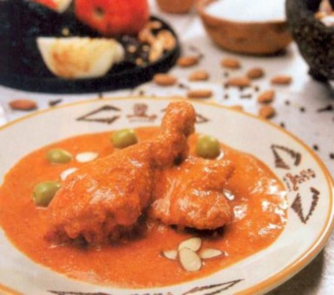¡Prepara pollo almendrado!