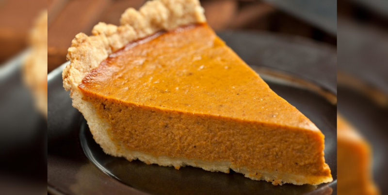 Pay de calabaza: receta de otoño