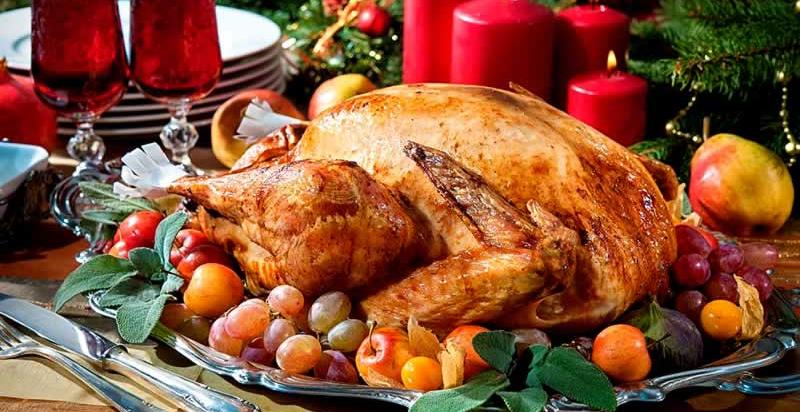 Cómo hacer pavo tradicional navideño