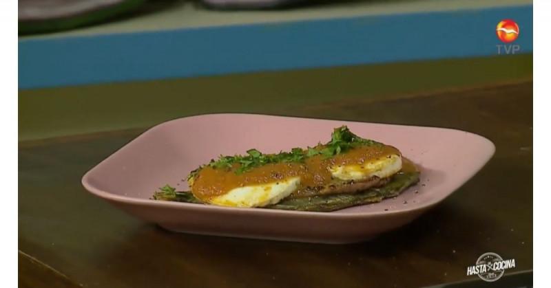 Te enseñamos a preparar una deliciosa Penca de nopal con sirlión