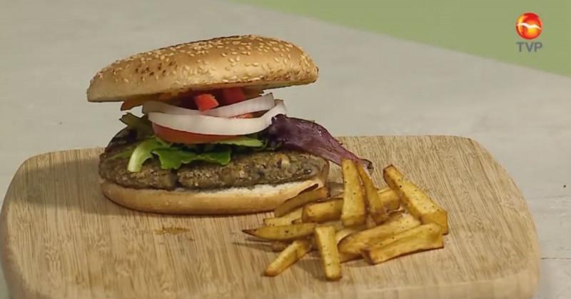 ¿Cómo hacer una hamburguesa vegana? A continuación te lo explicamos