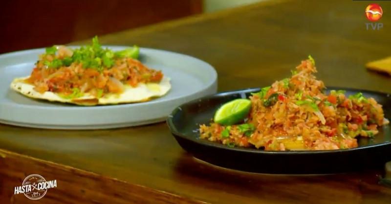 Fascina a tu paladar con estos ricos tacos de marlin (video receta)