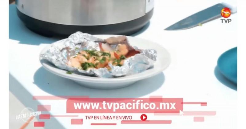 2x1: hoy aprenderás a cocinar camarones empapelados y un ceviche (video receta)