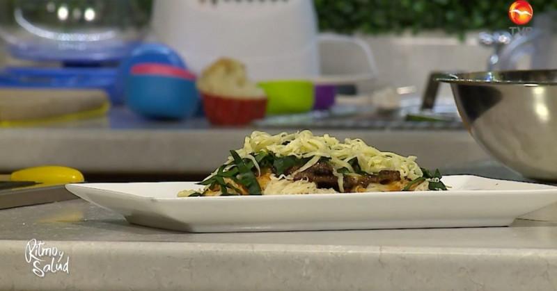 Deleita a tu paladar con este filete de res a la Florentina (video receta)