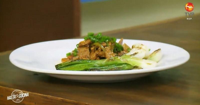 Esta receta de puntas al albañil es perfecta para prepararte unos deliciosos tacos (video receta)
