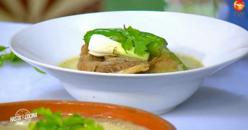 La carne en su jugo es un platillo muy sabroso y completo (video receta)