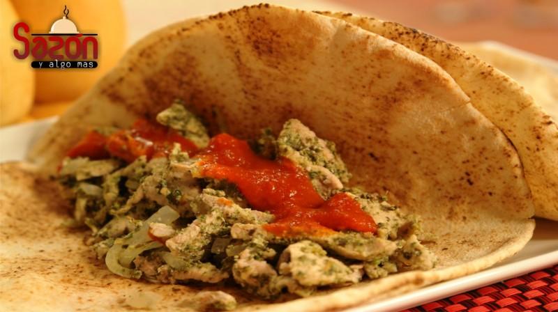 Tacos Árabes